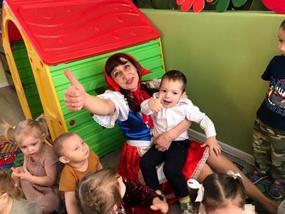 Резиденция детства частный детский сад в арамиле